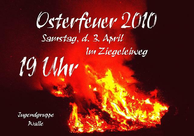 osterfeuer2010